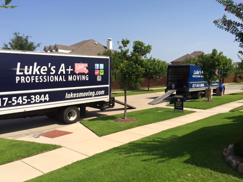 Moving Company in Bedford TX