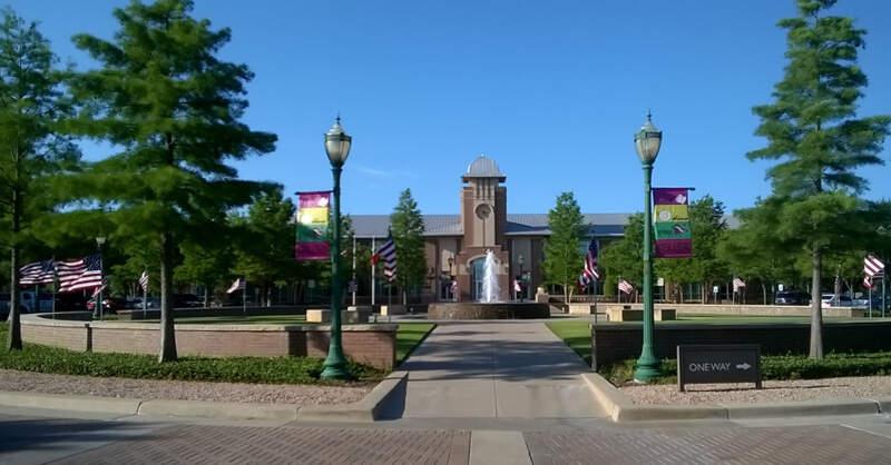 Image of Keller TX City Town Hall
