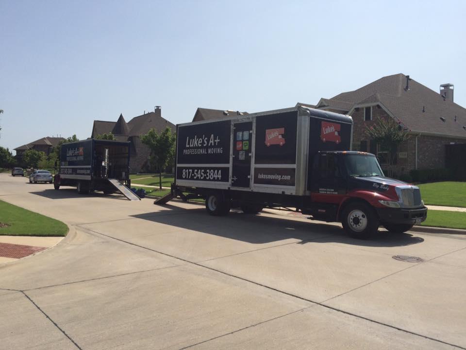 NRH Moving Company